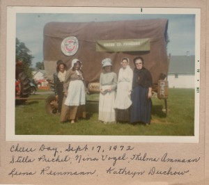 dar photo 1972 covered wagon